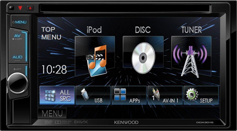 Kenwood DDX-3015