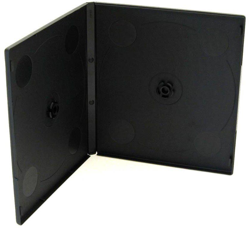 Diskus Plastový obal na 2 CD/DVD