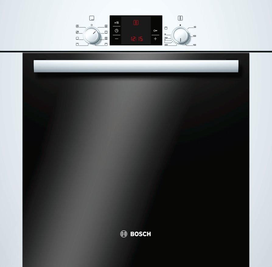 Bosch HBA23B223E, vstavaná rúra