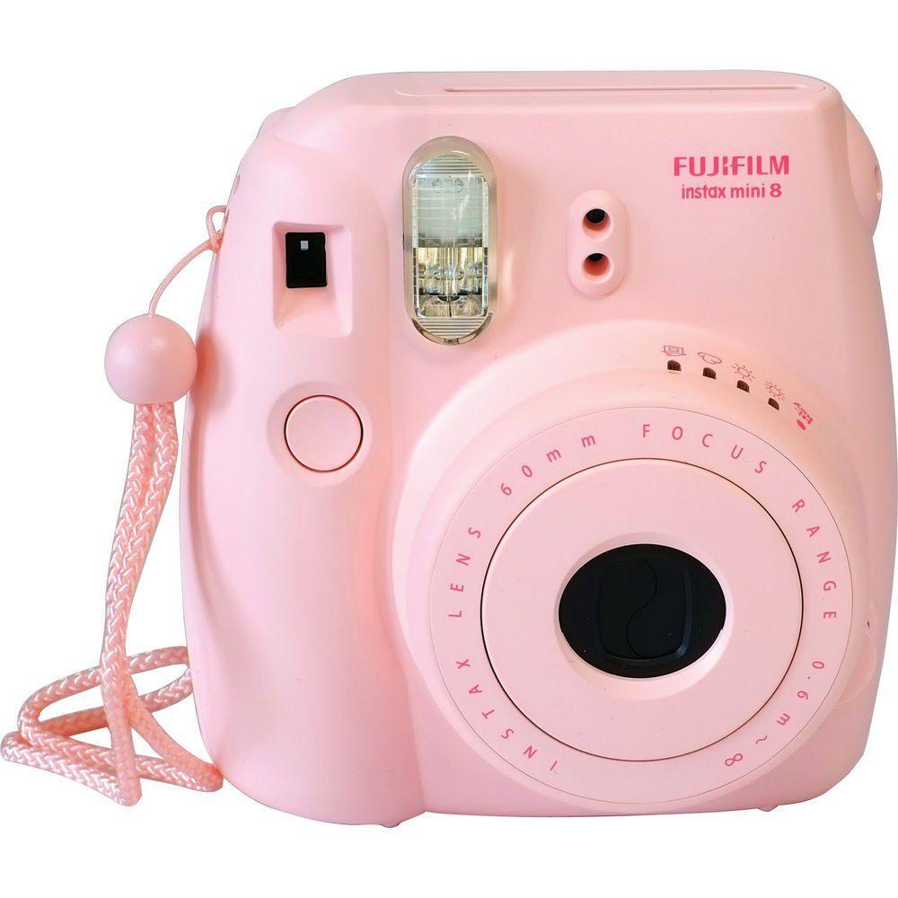 Fujifilm Instax Mini 8 (růžový)