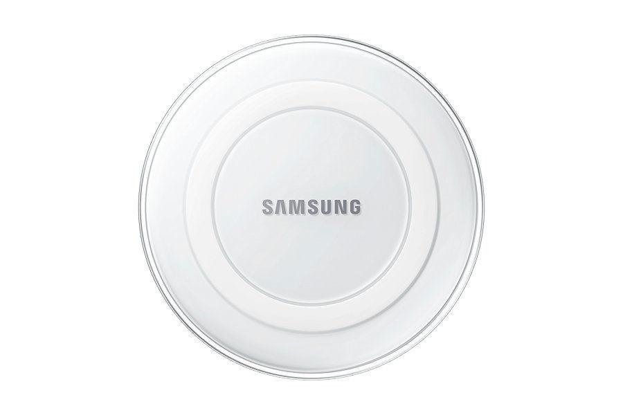 Samsung EP-PG920IB bezdrátová nabíjecí podložka pro Galaxy S6 (bílá)