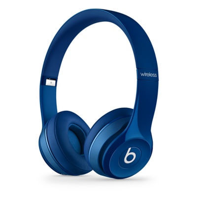 Beats by Dr.Dre Solo2 Wireless MHNM2ZM/A (modrá)