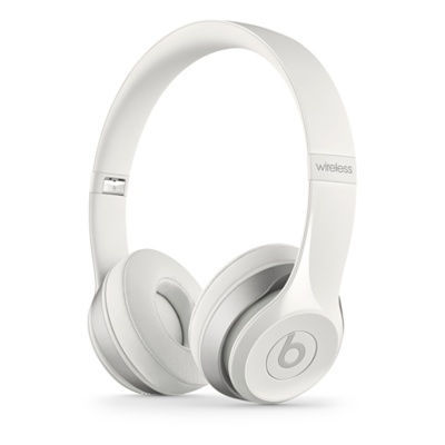 Beats by Dr.Dre Solo2 Wireless MHNH2ZM/A (bílá)