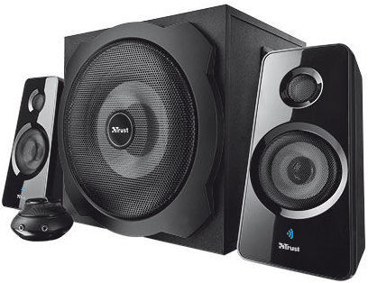 Trust Tytan 2.1 Bluetooth Subwoofer Speaker Set 19367 - reproduktory