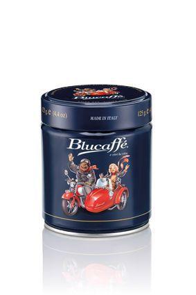 Lucaffé Blucaffé zrnková káva (125g)