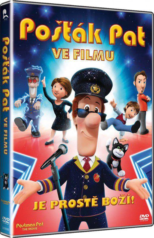 Pošťák Pat - DVD film