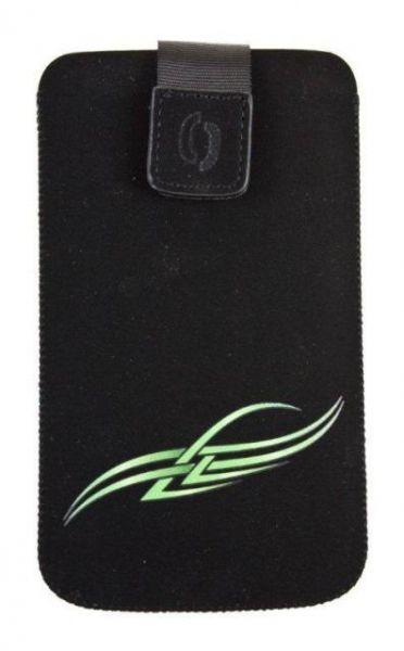 Aligator pouzdro Fresh Galaxy S II Tattoo (zelený)