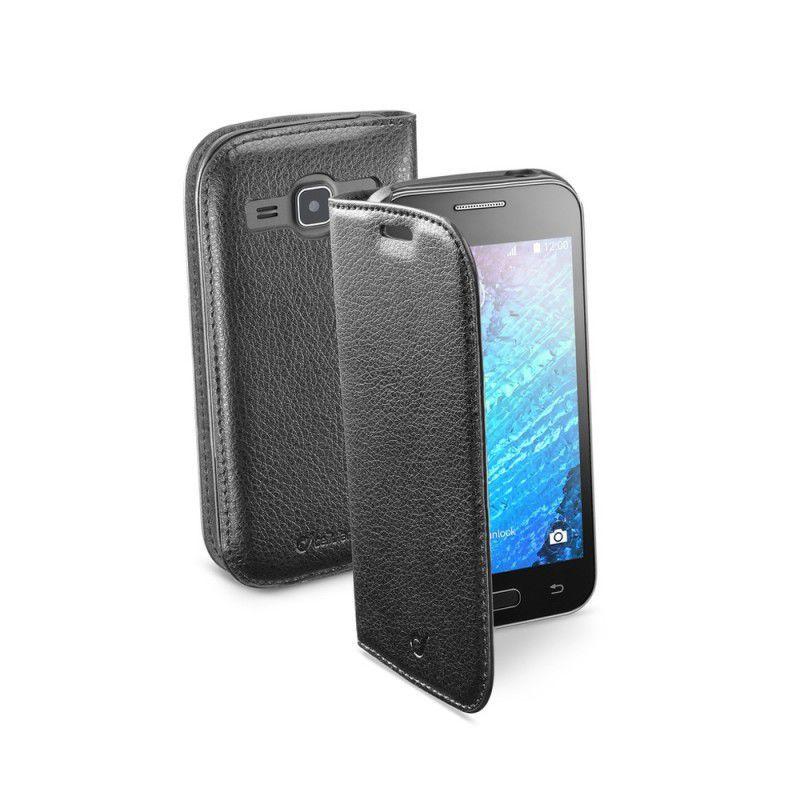 CellularLine pouzdro pro Samsung Galaxy J1 (černé)