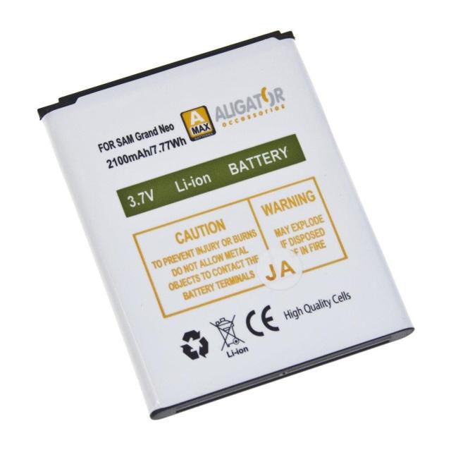Aligator baterie pro Samsung Grand Neo Li-ION 2100mAh