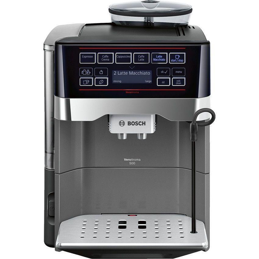 BOSCH TES60523RW Vero Aroma (černá) - Automatické espresso