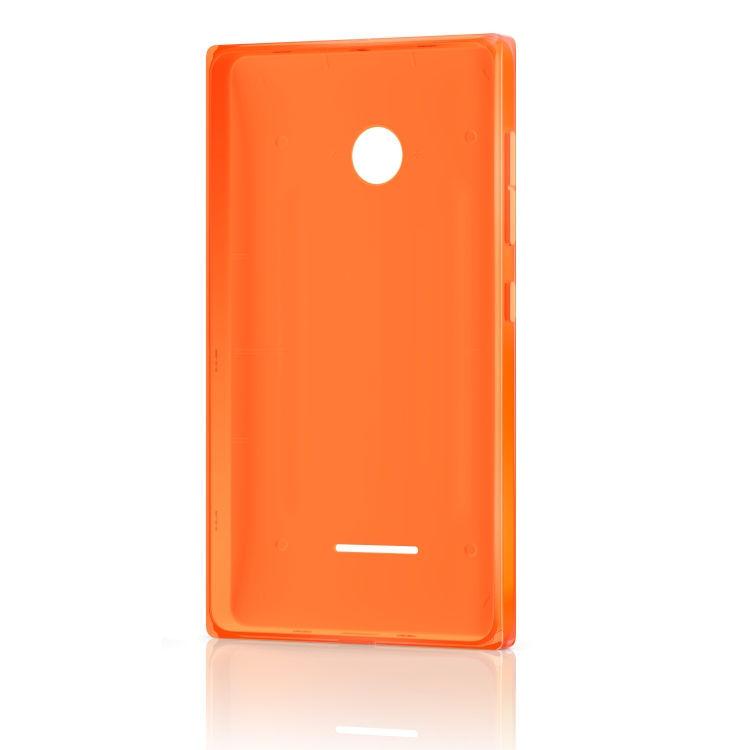 Nokia CC-3096 Ochranný kryt pro Lumia 435/532 (oranžový)