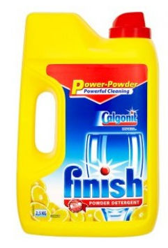 Finish PowerPowder Citrón 0376857 - Prášek 2,5kg