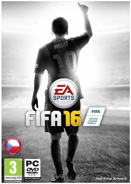 FIFA 16 - hra na PC