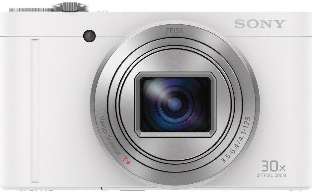 Sony DSC-WX500W.CE3 (bílý)