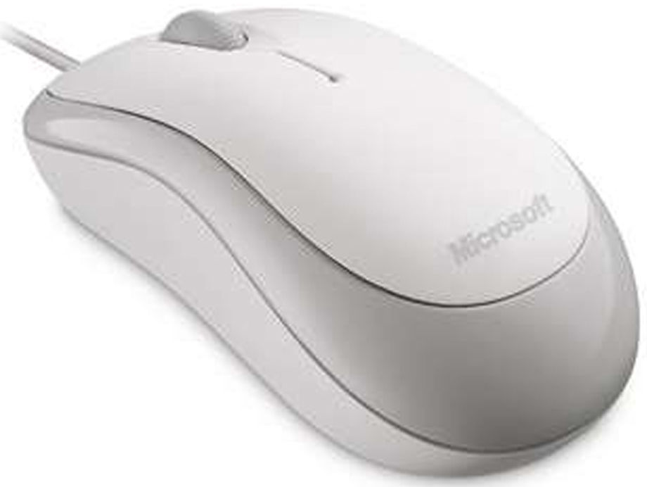 Microsoft L2 Basic Optical Mouse (bílá)