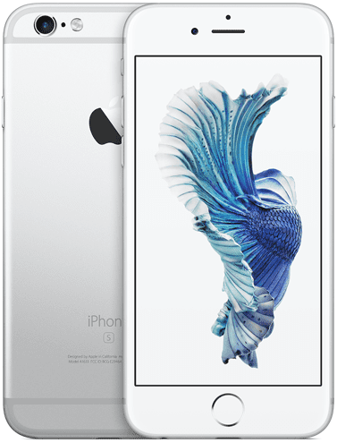 Apple iPhone 6s 128 GB stříbrný