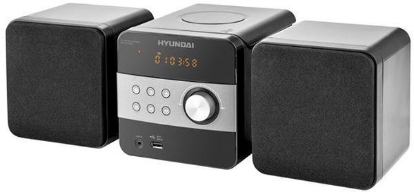 Hyundai MS 131 DU3 (černo-stříbrný)