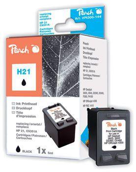 Peach C9351AE No.21XL (černá)