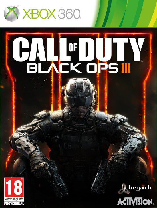 Call of Duty: Black Ops III - hra pro X360