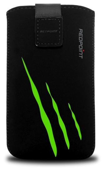 Redpoint pouzdro Velvet Scratch, vel. XL (zelené)