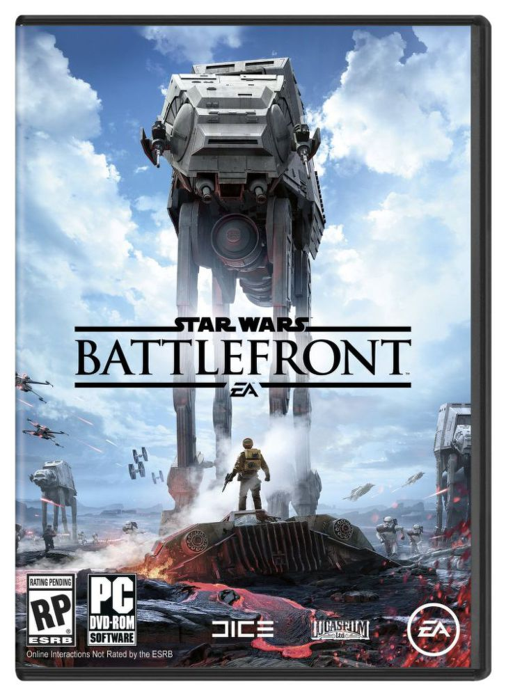 Star Wars Battlefront - hra na PC