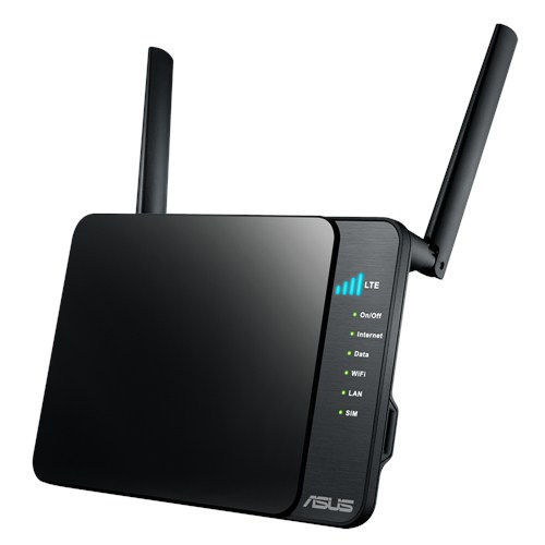Asus 4G-N12, N300 3G/4G - LTE WiFi router