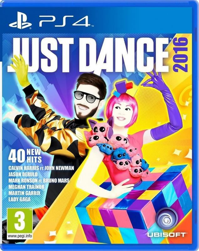 Just Dance 2016 - hra pro PS4