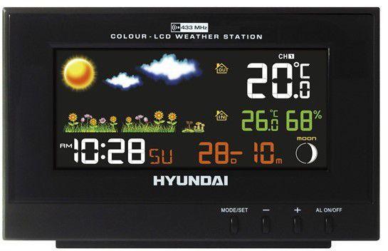 Hyundai WS 2202 (černá)