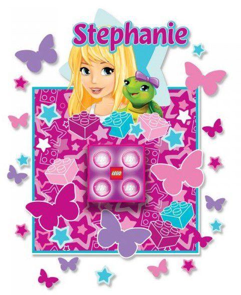Lego Friends Stephanie - noční světlo