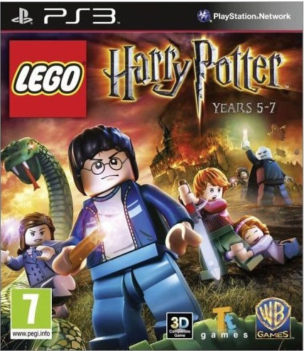 LEGO Harry Potter: Years 5-7 Essential - hra pro PS3