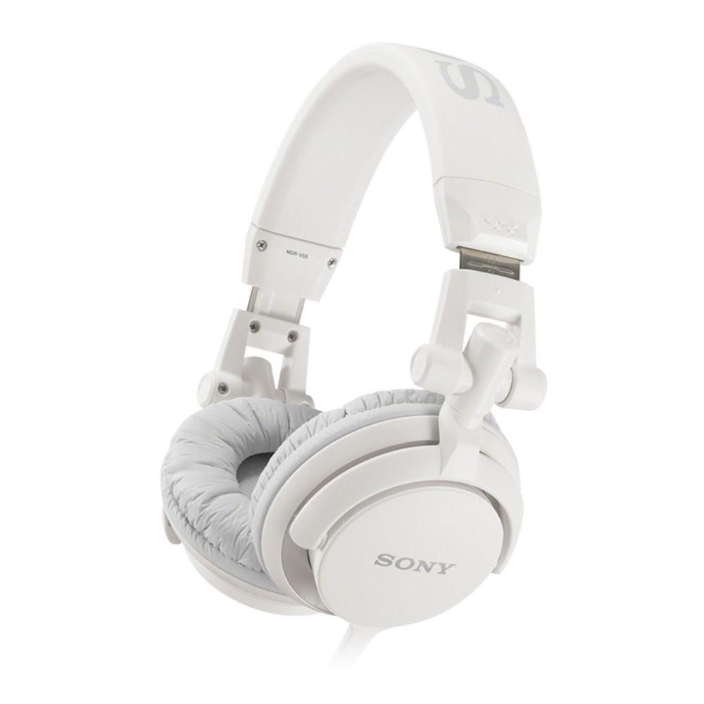 Sony MDR-V55 (bílá)
