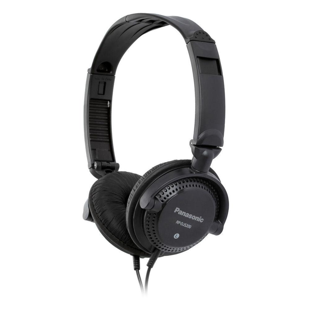 Panasonic RP-DJS200E-K (černá)
