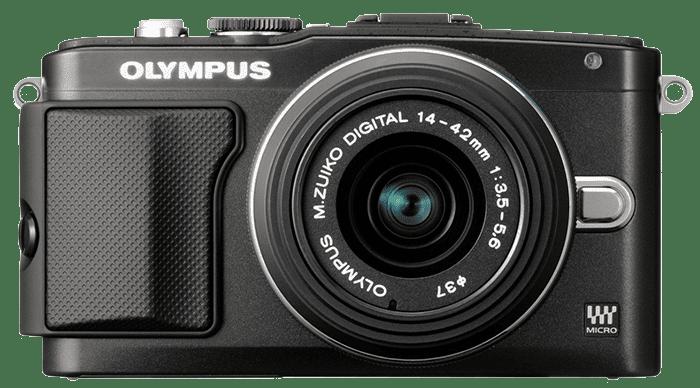 Olympus Pen E-PL6 + 14-42 II R Kit (černý)
