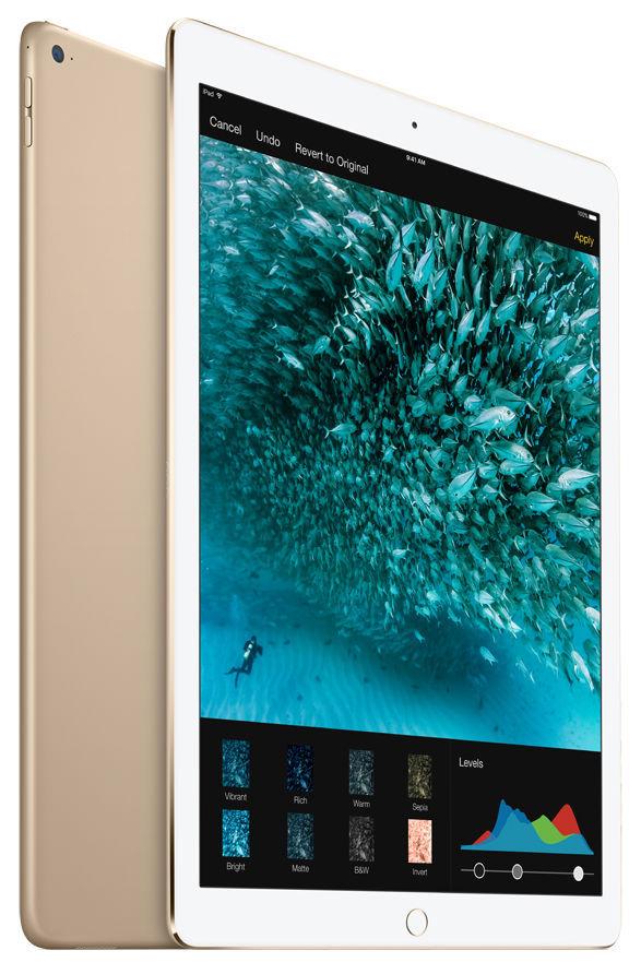 """Apple iPad Pro 12.9"""" Wi-Fi 32GB (zlatý), ML0H2FD/A"""