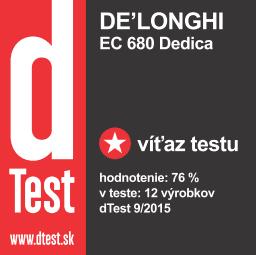 Delonghi EC 680 R