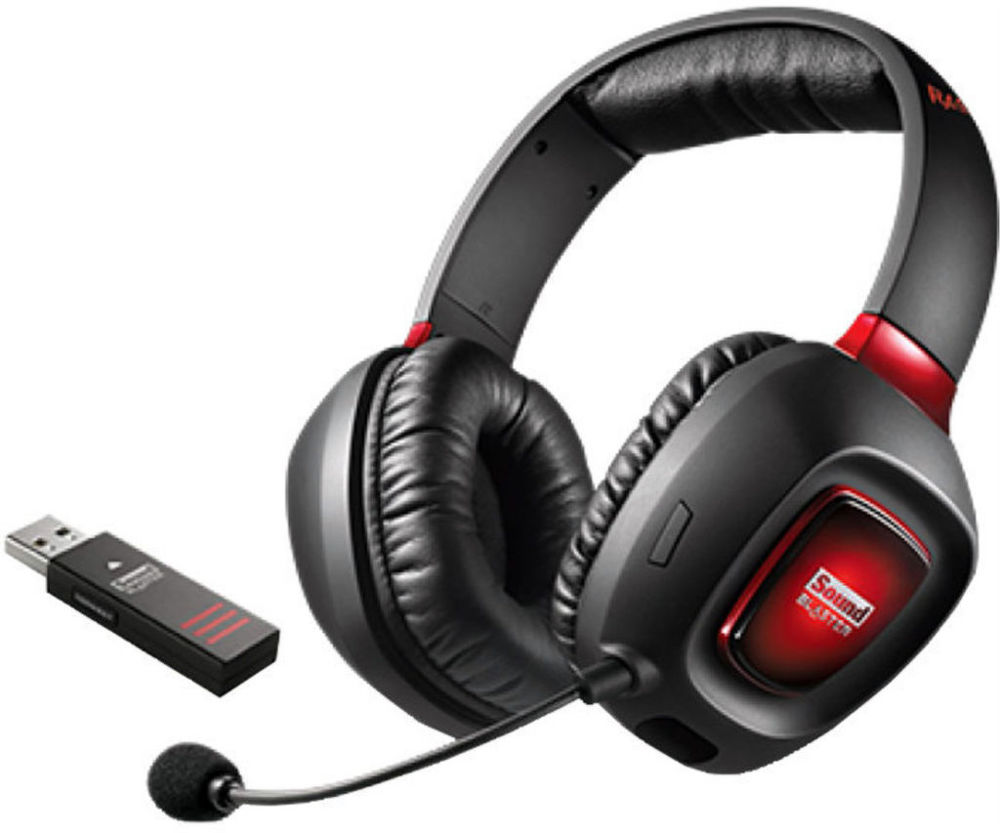CREATIVE SB Tactic 3D Rage wireless V2 - gaming headset