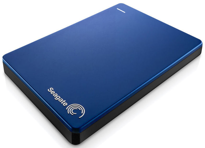 Seagate Backup Plus Slim 1TB STDR1000202 (modrý)