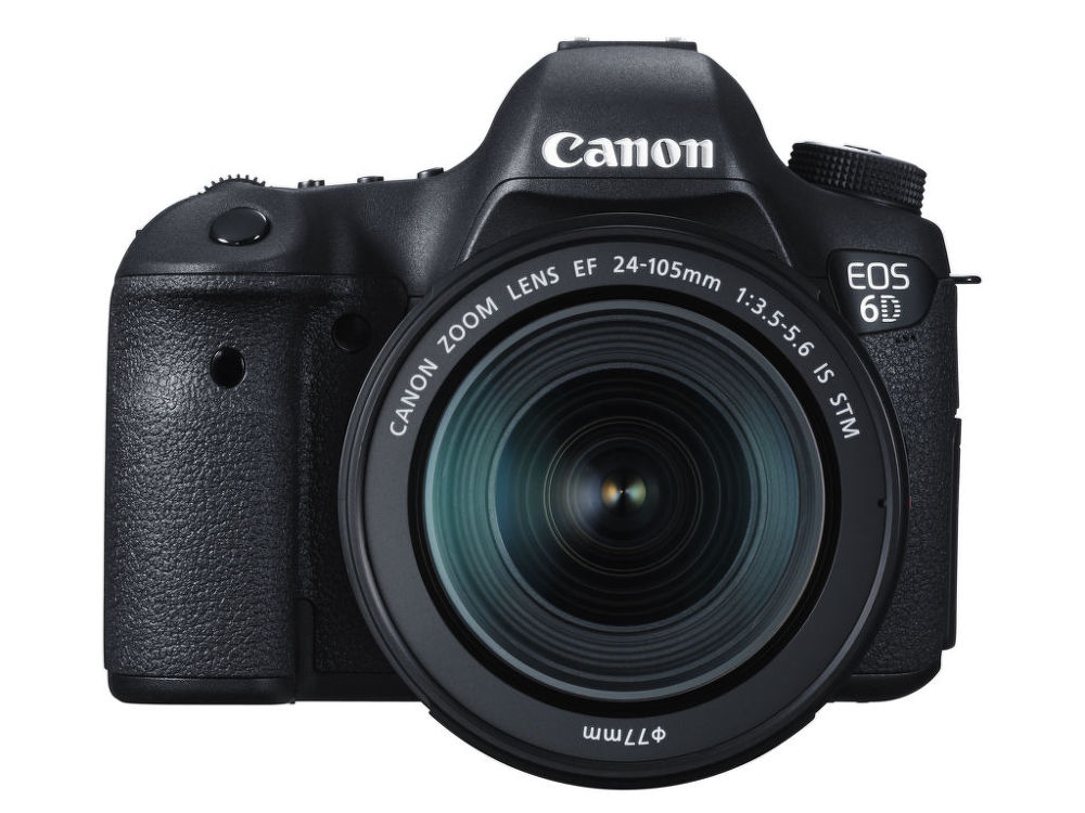 Canon EOS 6D + EF 24-105 IS STM