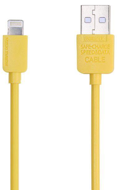 Remax AA-1106 - Lightning USB kabel (žlutý)