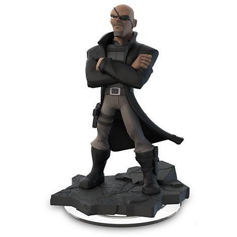 Disney Infinity 2.0 Marvel Figurka Nick Fury