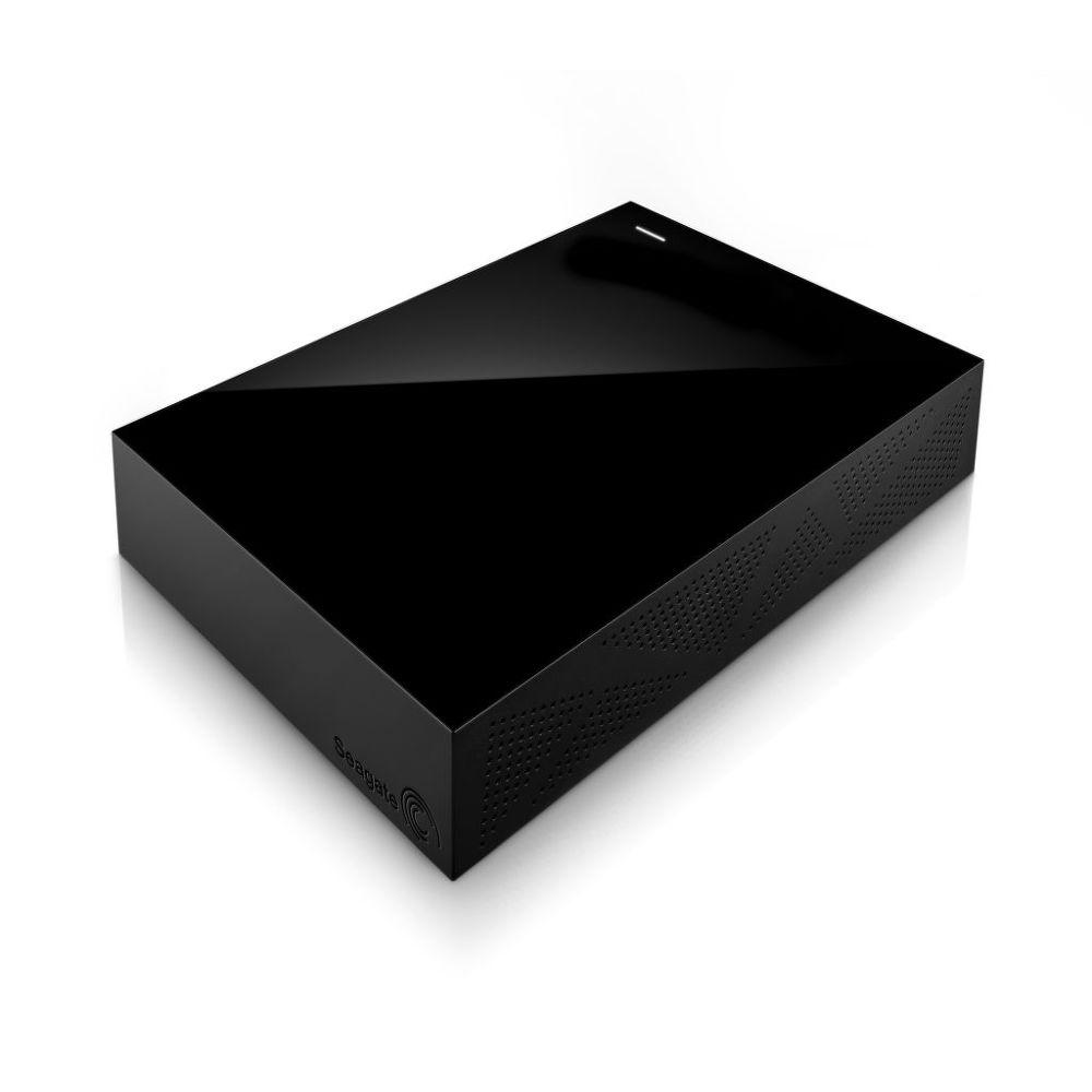 Seagate Backup Plus Desktop 5TB (černý)