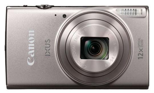 Canon IXUS 285 HS (stříbrný)