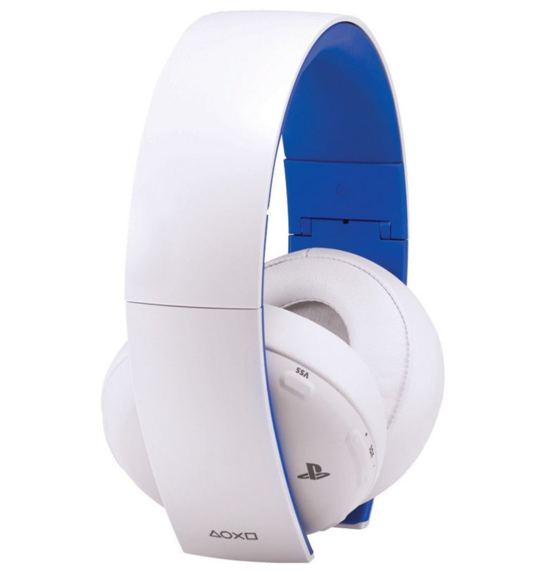 Sony PlayStation Wireless Stereo Headset 2.0 (bílý)