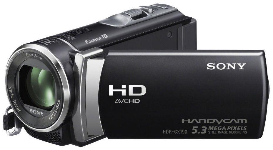 Sony HDR-CX450 (černá)