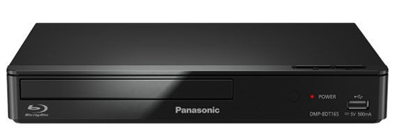 Panasonic DMP-BDT165EG (černý)