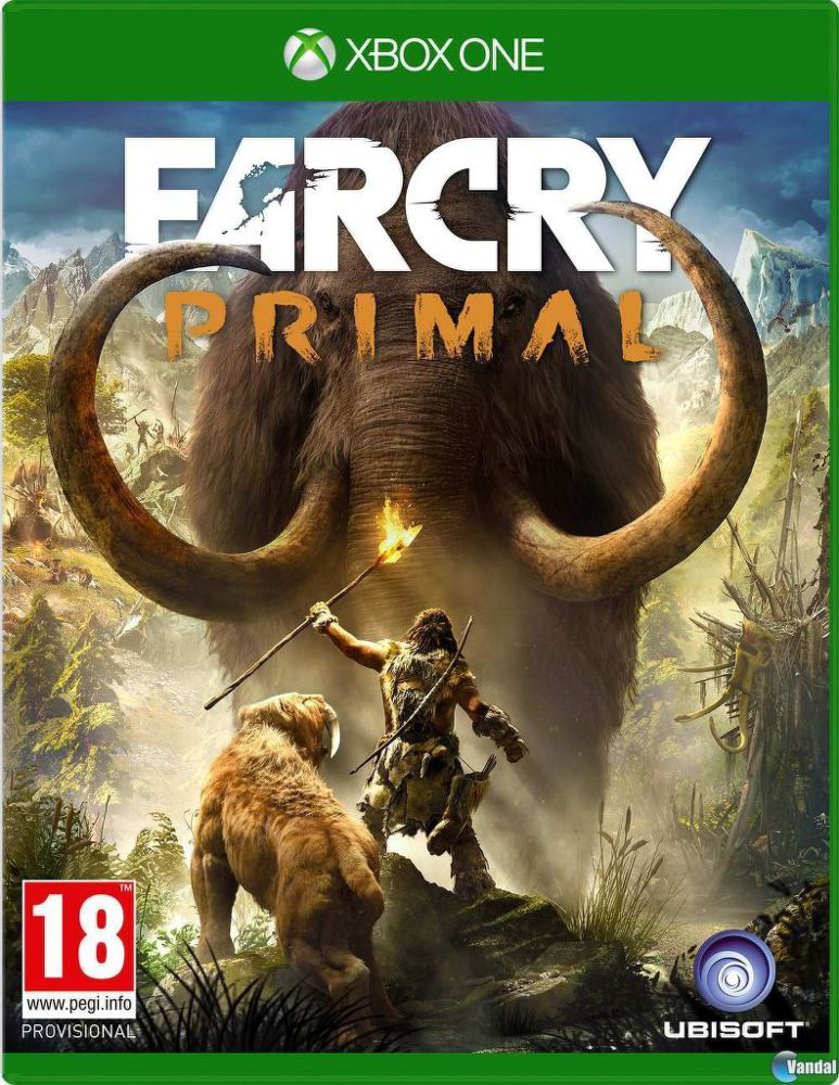 Far Cry Primal - hra pro Xbox ONE