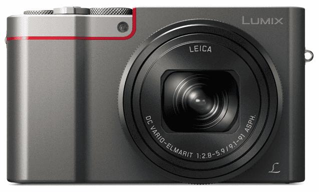 Panasonic Lumix DMC-TZ100 (stříbrný)