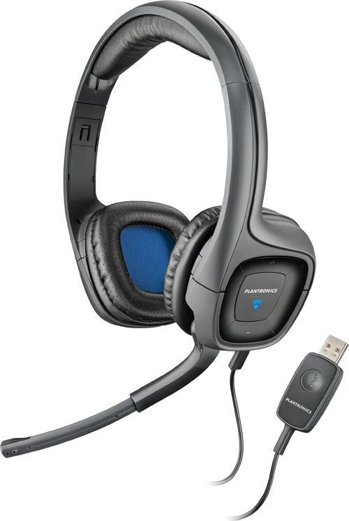 PLANTRONICS Audio 655 DSP - USB headset