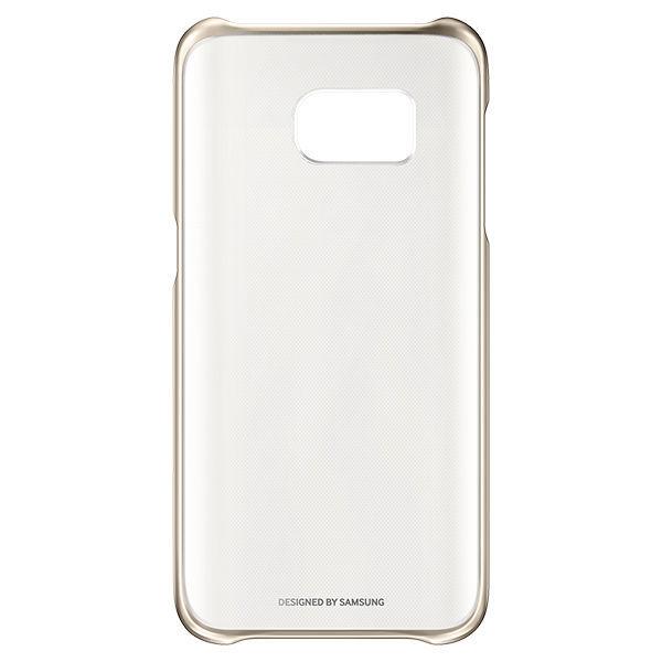 Samsung EF-QG930CF Clear SG S7 (zlatý)