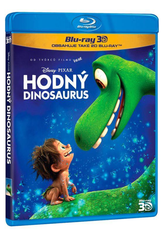 Hodný dinosaurus (3D+2D) - Blu-ray film